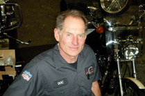 "Dale Clover ""Doc"" - Owner and MMI Trained Harley Davidson Technician"